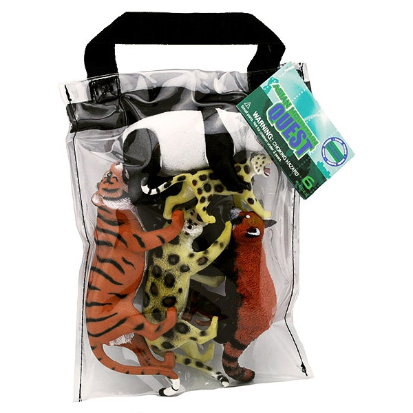 ASIAN QUEST ANIMAL BAG