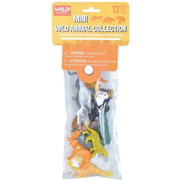 MINI WILD ANIMAL COLLECTION BAG
