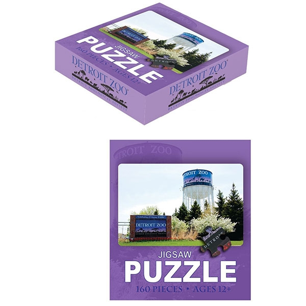 PUZZLE DZ WATER TOWER