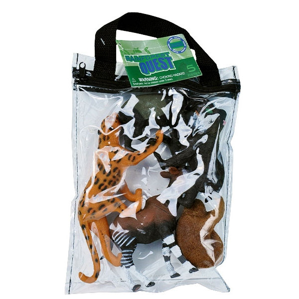 RAINFOREST QUEST ANIMAL BAG