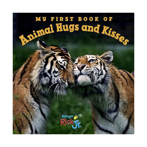 MY FIRST BOOK OF ANIMAL HUGS AND KISSES BOARD BOOK