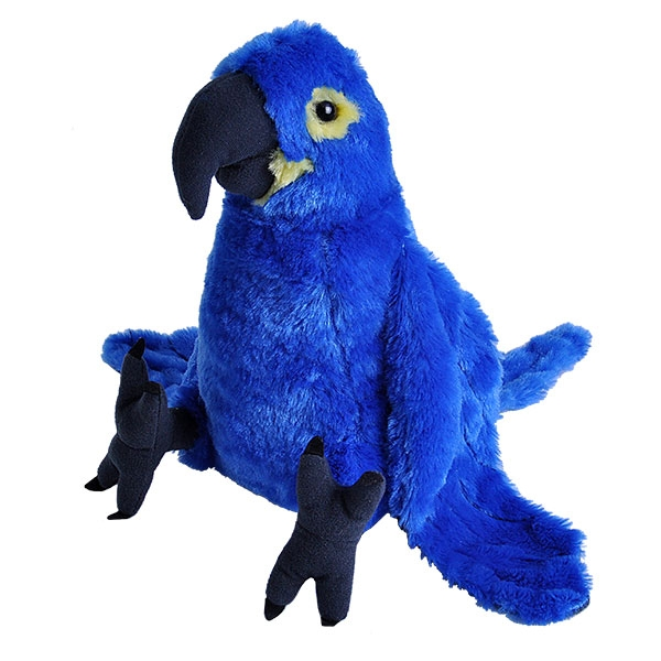 HYACINTH MACAW PLUSH