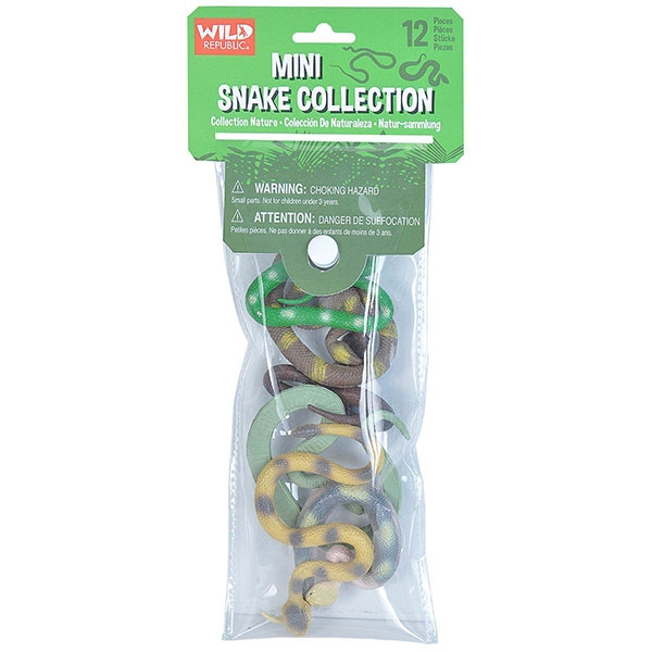 MINI SNAKE COLLECTION BAG