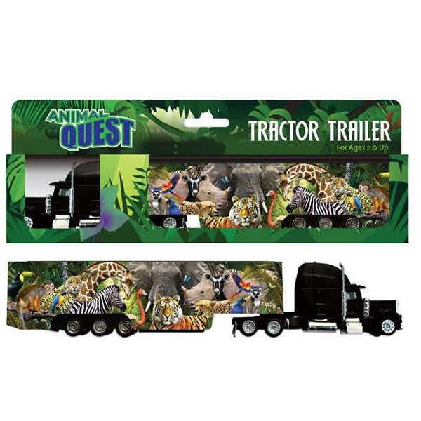 TRACTOR TRAILER QUEST